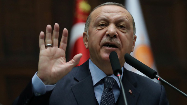 Thổ Nhĩ Kỳ muốn Mỹ nhượng lại căn cứ ở Syria - Ảnh 1