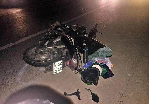Xác định danh tính tài xế lái ôtô bỏ trốn sau khi gây tai nạn khiến 2 người tử vong - Ảnh 1