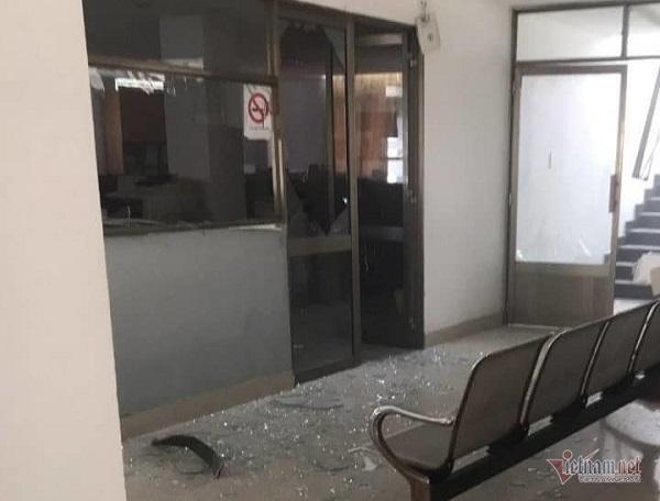 Vụ nổ tại Cục Thuế tỉnh Bình Dương: Xác định nguyên ban đầu - Ảnh 4