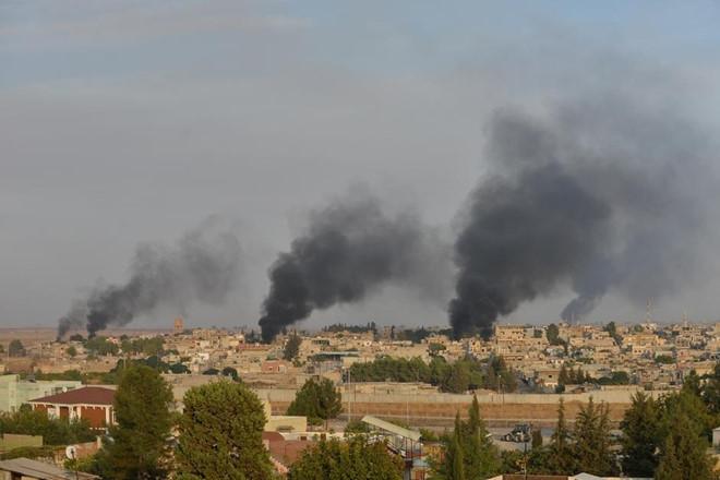Tin tức thế giới mới nóng nhất hôm nay 10/10: Thổ Nhĩ Kỳ dội bom xuống miền Bắc Syria - Ảnh 1