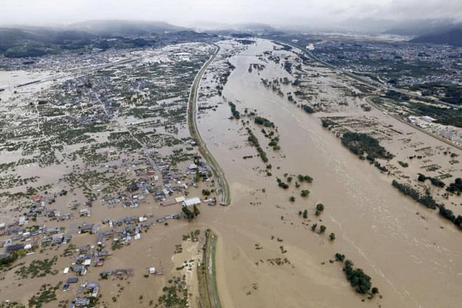 Xót xa cụ bà 77 tuổi thiệt mạng vì rơi từ trực thăng cứu hộ sau siêu bão Hagibis - Ảnh 2