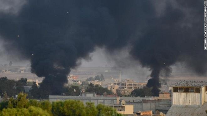 Lực lượng người Kurd tuyên bố bắn hạ 75 binh sĩ, phá hủy 7 xe tăng của Thổ Nhĩ Kỳ  - Ảnh 1