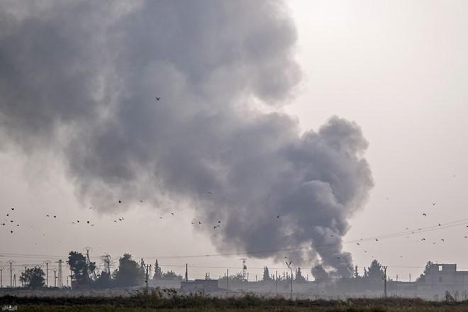 Mỹ và Thổ Nhĩ Kỳ cáo buộc lực lượng người Kurd phóng thích các phần tử IS - Ảnh 1