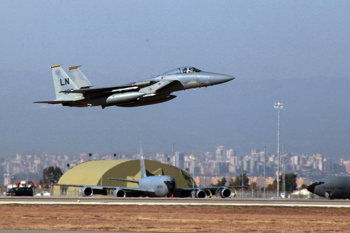 Tin tức quân sự mới nóng nhất ngày 15/10: Mỹ chuyển 50 quả bom hạt nhân ra khỏi Thổ Nhĩ Kỳ - Ảnh 1
