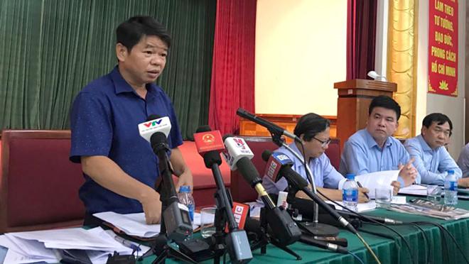 """Tổng giám đốc Công ty nước sạch Sông Đà: """"Công ty chúng tôi cũng là nạn nhân"""" - Ảnh 1"""