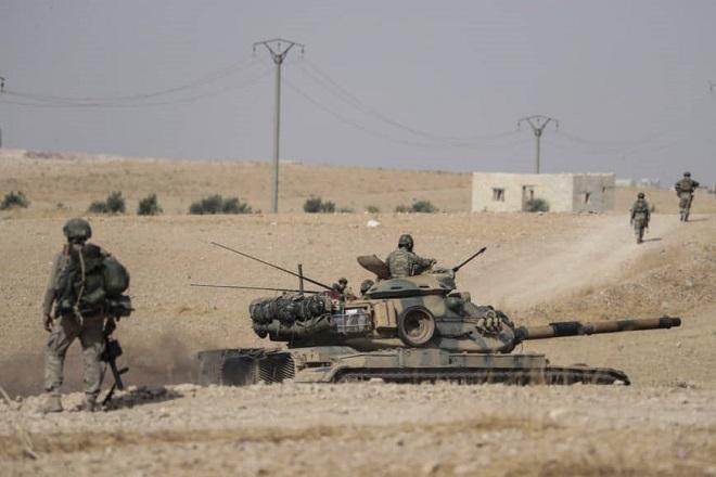 Quân đội Syria nã pháo kích khiến binh sĩ Thổ Nhĩ Kỳ thiệt mạng - Ảnh 1