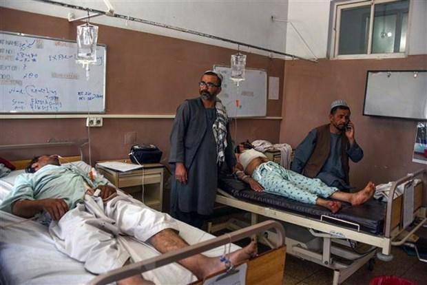 Tin tức thế giới mới nóng nhất hôm nay 19/10: Đánh bom tại nhà thờ Hồi giáo, ít nhất 62 người chết - Ảnh 1