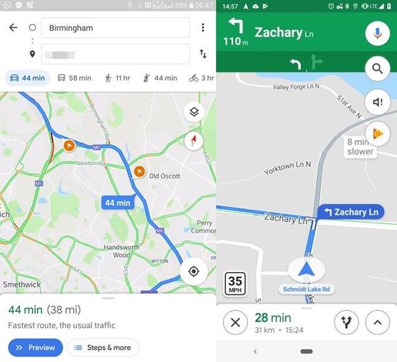 Thêm tính năng phát hiện khu vực có cảnh sát bắn tốc độ trên Google Maps - Ảnh 2