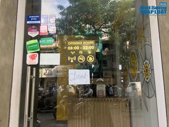 Khung cảnh tan hoang tại chuỗi nhà hàng Món Huế ở Hà Nội trước thông tin trốn nợ  - Ảnh 3