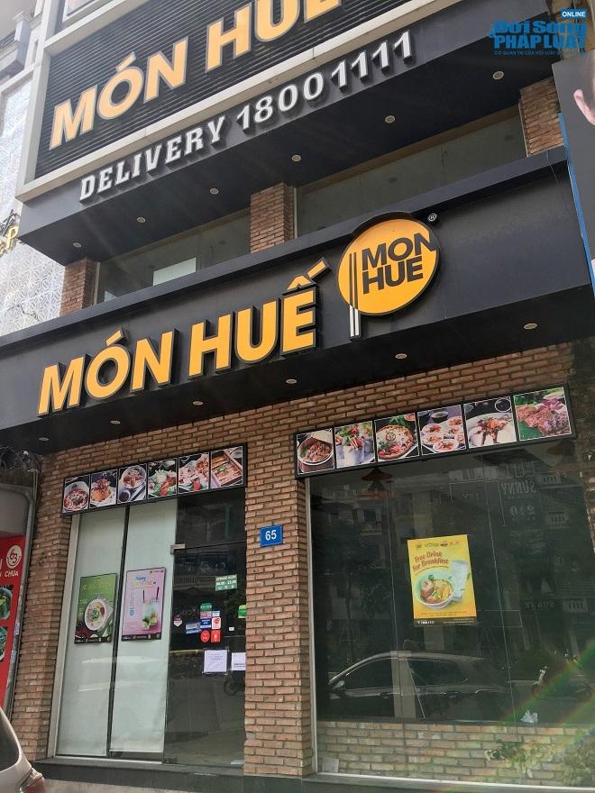 Khung cảnh tan hoang tại chuỗi nhà hàng Món Huế ở Hà Nội trước thông tin trốn nợ  - Ảnh 5