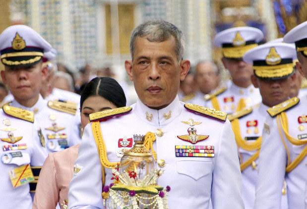 Hé lộ hoàng loạt bi kịch và sóng gió nơi hậu cung hoàng gia Thái Lan  - Ảnh 1