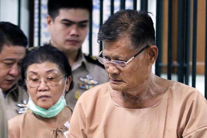 Hé lộ hoàng loạt bi kịch và sóng gió nơi hậu cung hoàng gia Thái Lan  - Ảnh 5