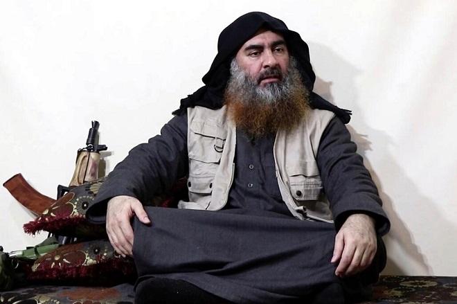 Thủ lĩnh tối cao IS được mai táng giống trùm khủng bố Osama bin Laden? - Ảnh 1