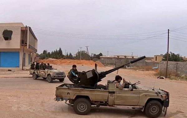 Tin tức quân sự mới nóng nhất hôm nay 3/10: LNA tiêu diệt 26 phiến quân tại Libya - Ảnh 1