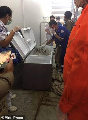 Nữ triệu phú bị sát hại, đổ bê tông trong tủ lạnh gây chấn động Thái Lan  - Ảnh 2