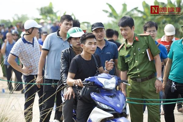 Khởi tố hai đối tượng sát hại nam sinh chạy Grab tại bãi đất hoang ở Hà Nội - Ảnh 2