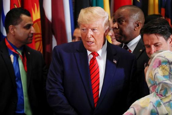 Tổng thống Trump bất ngờ cắt giảm nhân viên Hội đồng An ninh Quốc gia - Ảnh 1