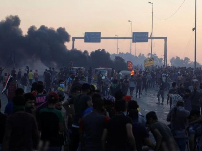 Tin tức thế giới mới nóng nhất hôm nay 7/10: Biểu tình chống chính phủ tại Iraq, hơn 100 người chết - Ảnh 1