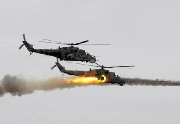 Tin tức quân sự mới nóng nhất hôm nay 9/10: Trực thăng Nga tham chiến quyết giành lại Lataki, Syria - Ảnh 2