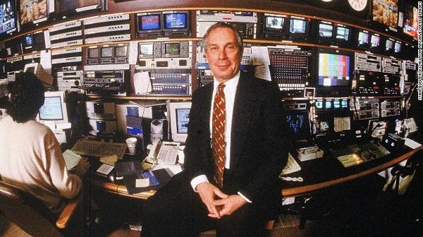 Tỷ phú Mỹ Michael Bloomberg: Từ người đàn ông bị đuổi việc tới ông trùm truyền thông giàu có nhất hành tinh - Ảnh 3