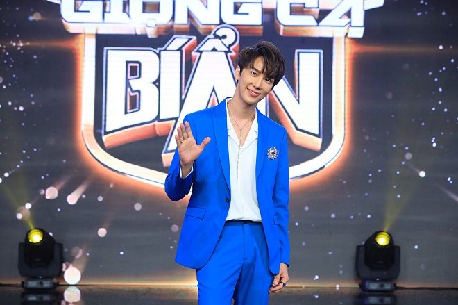 """Park Jung Min gây """"sốt"""" khi bất ngờ xuất hiện tại """"Giọng ca bí ẩn"""" - Ảnh 2"""