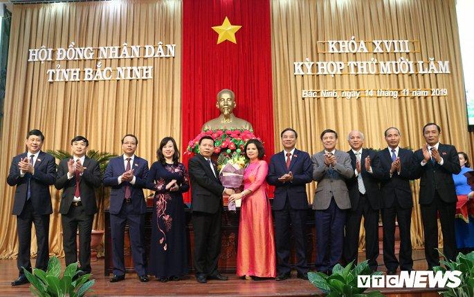 Bầu Chủ tịch HĐND và UBND tỉnh Bắc Ninh - Ảnh 2