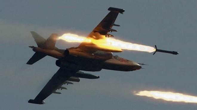 Tin tức quân sự mới nóng nhất ngày 16/11: Nga ồ ạt không kích Idlib, thiêu đốt IS - Ảnh 1
