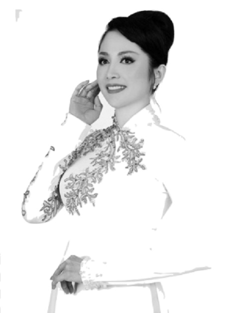 Hoa hậu Thiên Nga: Tiểu thư lá ngọc cành vàng đứng dậy sau những nghiệt ngã của số phận - Ảnh 1