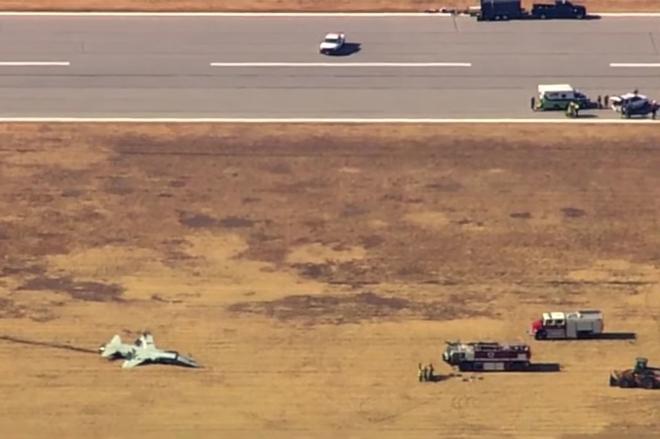 Tin tức quân sự mới nóng nhất ngày 22/11: Hai máy bay phản lực siêu thanh của Mỹ gặp nạn - Ảnh 1