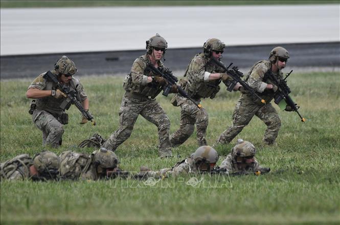 Tin tức quân sự mới nóng nhất ngày 22/11: Hai máy bay phản lực siêu thanh của Mỹ gặp nạn - Ảnh 3