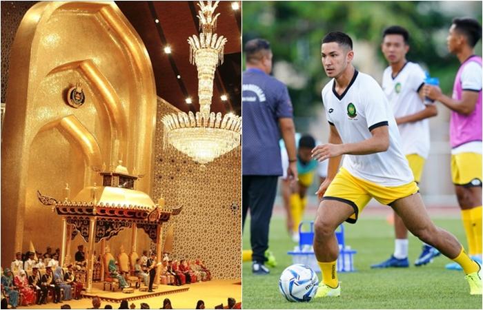 """Chân dung hoàng tử Faiq Bolkiah đang gây """"sốt"""": Cái tên sáng giá của bóng đá Brunei - Ảnh 1"""