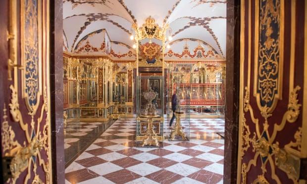 Xác định các bảo vật vô giá bị đánh cắp tại bảo tàng Đức gây chấn động thế giới  - Ảnh 1