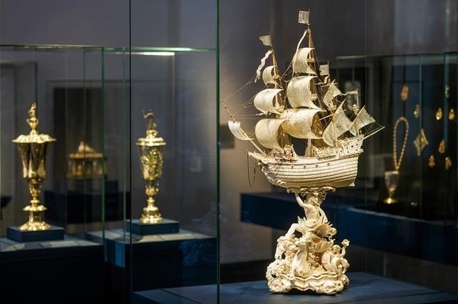 Xác định các bảo vật vô giá bị đánh cắp tại bảo tàng Đức gây chấn động thế giới  - Ảnh 3