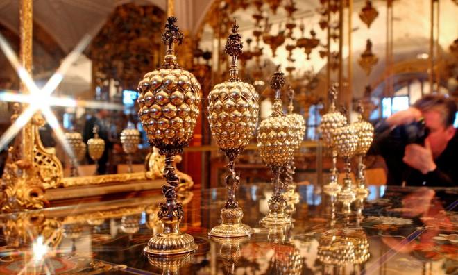 Xác định các bảo vật vô giá bị đánh cắp tại bảo tàng Đức gây chấn động thế giới  - Ảnh 6