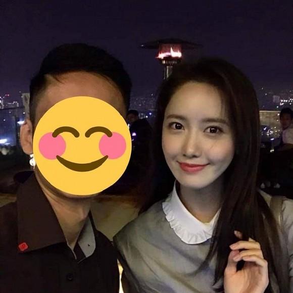 Yoona lên bar tại Hà Nội, lộ nhan sắc cực phẩm dù diện đồ siêu giản dị  - Ảnh 3