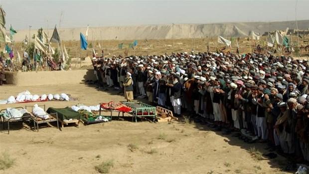 Tin tức thế giới mới nóng nhất ngày 28/11: Nhiều trẻ em thiệt mạng do nổ mìn tại Afghanistan - Ảnh 1