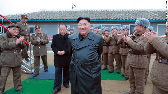 Triều Tiên xác nhận thử tên lửa đa nòng siêu lớn dưới sự chỉ đạo của ông Kim Jong-un - Ảnh 1