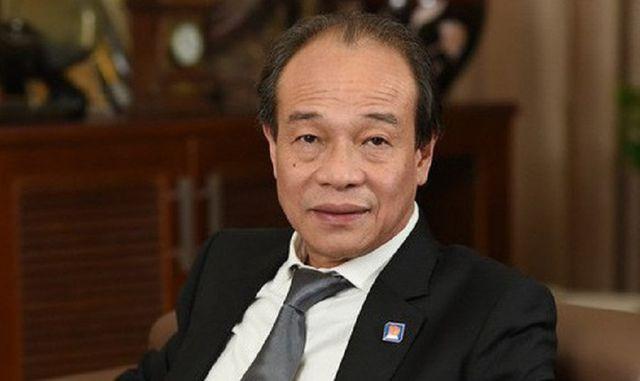 Cách mọi chức vụ trong Đảng đối với nguyên Chủ tịch Petrolimex Bùi Ngọc Bảo - Ảnh 1