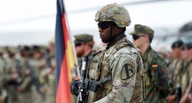 """NATO điều động gần 4.000 binh sĩ tập trận """"Sói Sắt"""" ngay sát sườn Nga - Ảnh 1"""