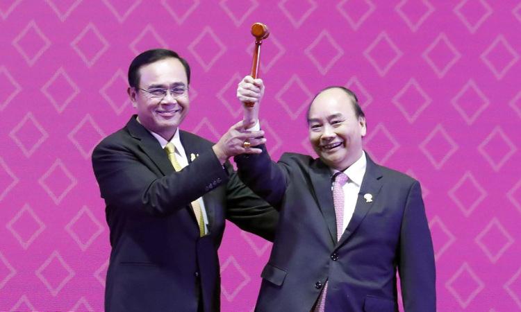 Việt Nam tiếp nhận vai trò Chủ tịch ASEAN năm 2020 - Ảnh 1