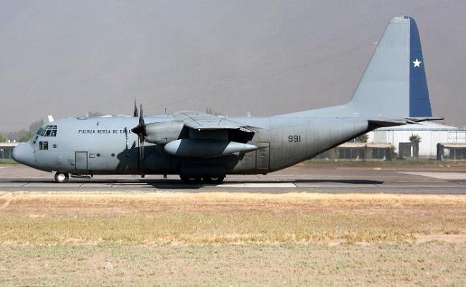 Máy bay Chile chở theo 38 người mất ngờ mất tích trên đường tới Nam Cực  - Ảnh 1