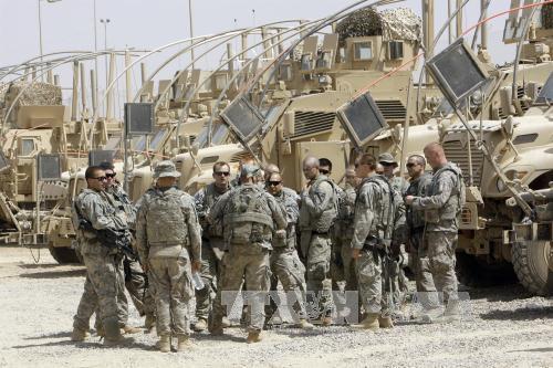 Tin tức quân sự mới nóng nhất ngày 10/12: Tấn công tên lửa nhằm vào căn cứ quân sự Mỹ tại Iraq - Ảnh 1