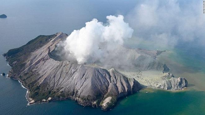New Zealand cần hơn 100m2 da người để ghép cho các nạn nhân sau trận núi lửa phun trào - Ảnh 1