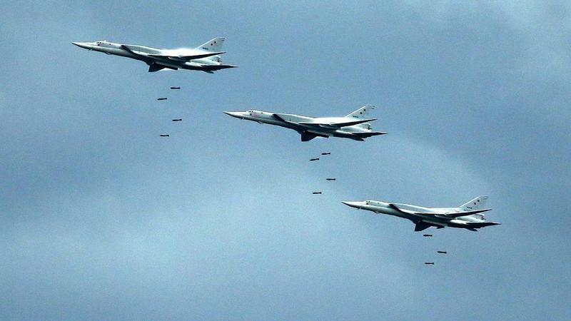 Tin tức quân sự mới nóng nhất ngày 18/12: Nga và Syria thực hiện 100 cuộc không kích trong 48 giờ - Ảnh 3