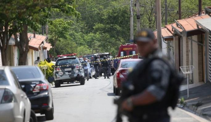Giẫm đạp tại bữa tiệc nhạc ở Brazil khiến 9 người thiệt mạng - Ảnh 1