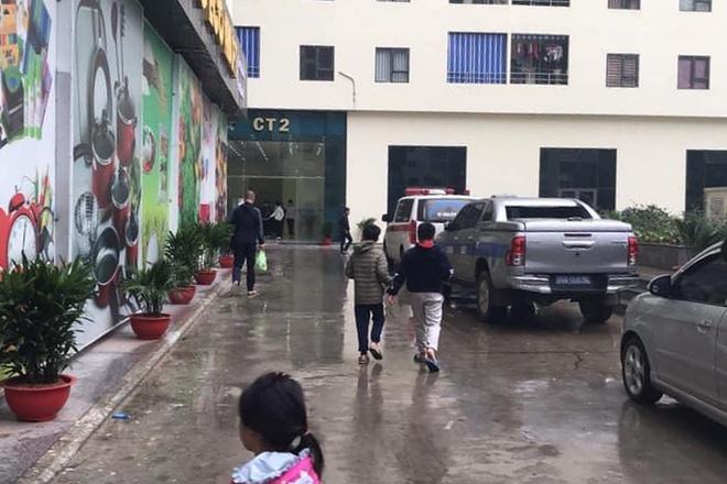 Bắc Ninh: Phát hiện thi thể người đàn ông Hàn Quốc treo cổ tự tử tại chung cư - Ảnh 1