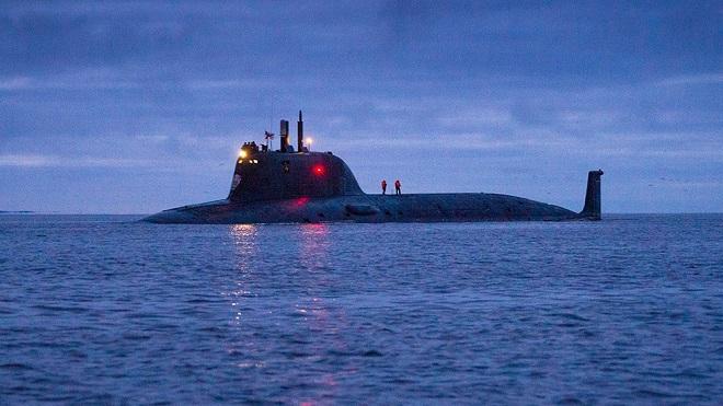 Nga trình làng tàu ngầm hạt nhân nguy hiểm nhất từ trước tới nay  - Ảnh 1
