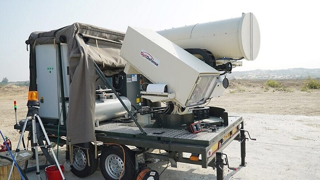 Israel bất ngờ ra mắt hệ thống laser đốt cháy mọi mối đe dọa từ trên không  - Ảnh 2