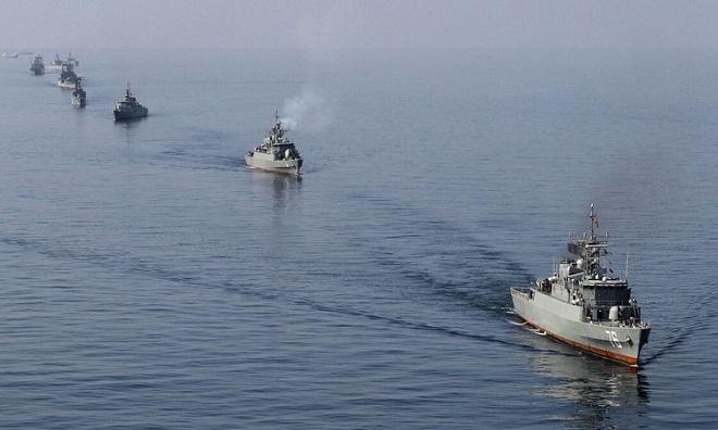 Tin tức quân sự mới nóng nhất ngày 27/12: Phản ứng của Mỹ khi Iran, Nga, Trung Quốc tập trận chung - Ảnh 1