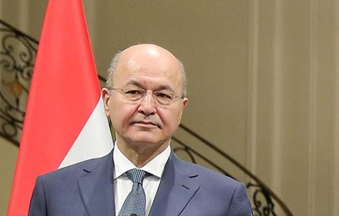 Tổng thống Iraq tuyên bố từ chức trong bối cảnh biểu tình căng thẳng khiến hàng trăm người thiệt mạng - Ảnh 1